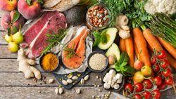Lebensmittel gesund Ernährung