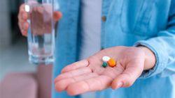 Hand Medikamente
