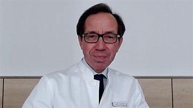 Prof. Ortmann Interview Patienten Corona